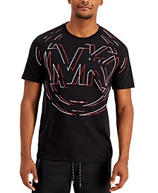 Men's Static Logo Graphic T-Shirt