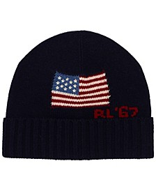 Men's Iconic Flag Cuff Hat