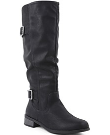Women's Michael B Riding Boot