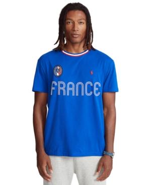 Polo Ralph Lauren Men's Classic-Fit France T-Shirt