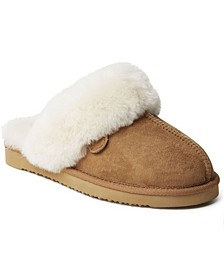 Women's Fireside Sydney Genuine Shearling Scuff