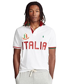 Men's Classic-Fit Italy Polo Shirt