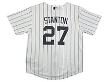 New York Yankees Toddler Official Player Jersey Giancarlo Stanton