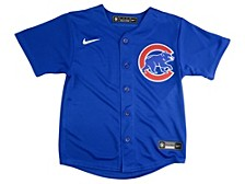 Chicago Cubs Kids Official Blank Jersey