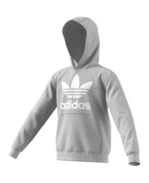 Adidas Originals ADIDAS BIG BOYS TREFOIL HOODIE