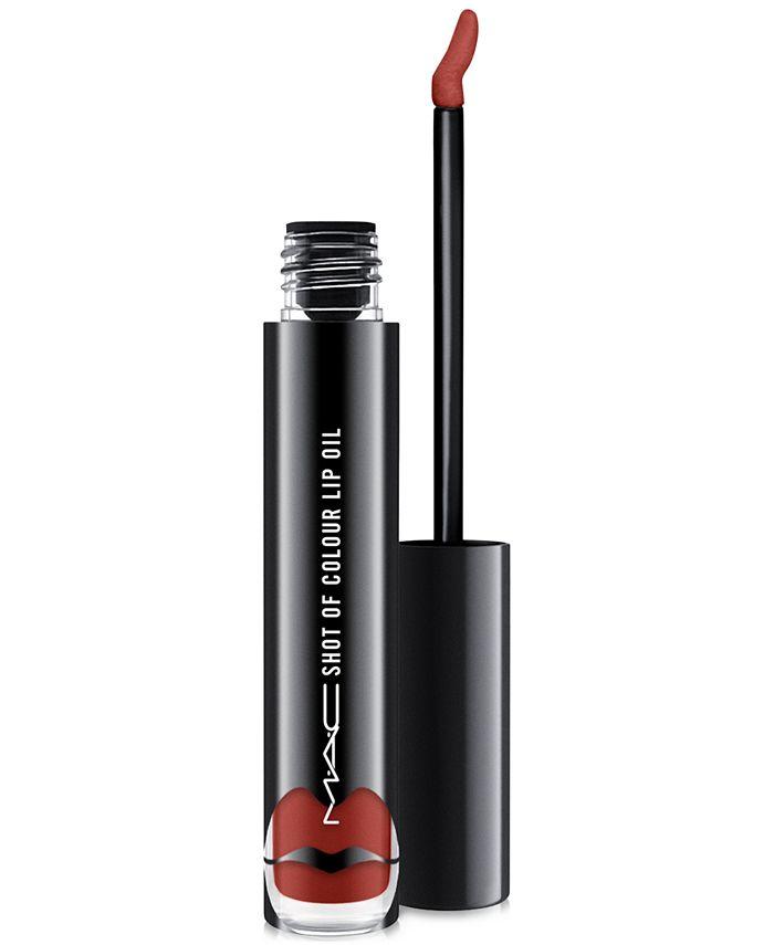 MAC - Shot Of Colour Lip Oil