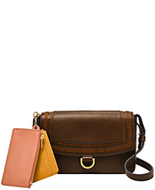 Fossil Women's Millie Mini Leather Bag