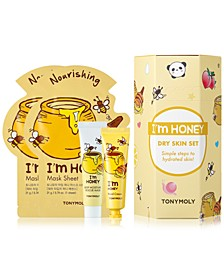 4-Pc. I'm Honey Mask & Hand Cream Set