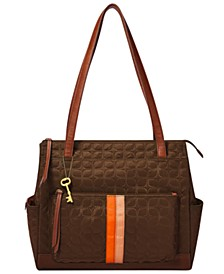 Women's Jenna Quilting Shopper
