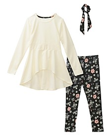 Big Girls 2-Piece Top Legging Set