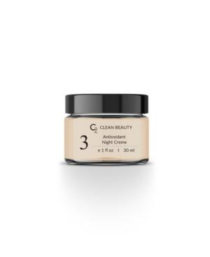 C2 Clean Beauty Antioxidant Night Creme, 30 ml