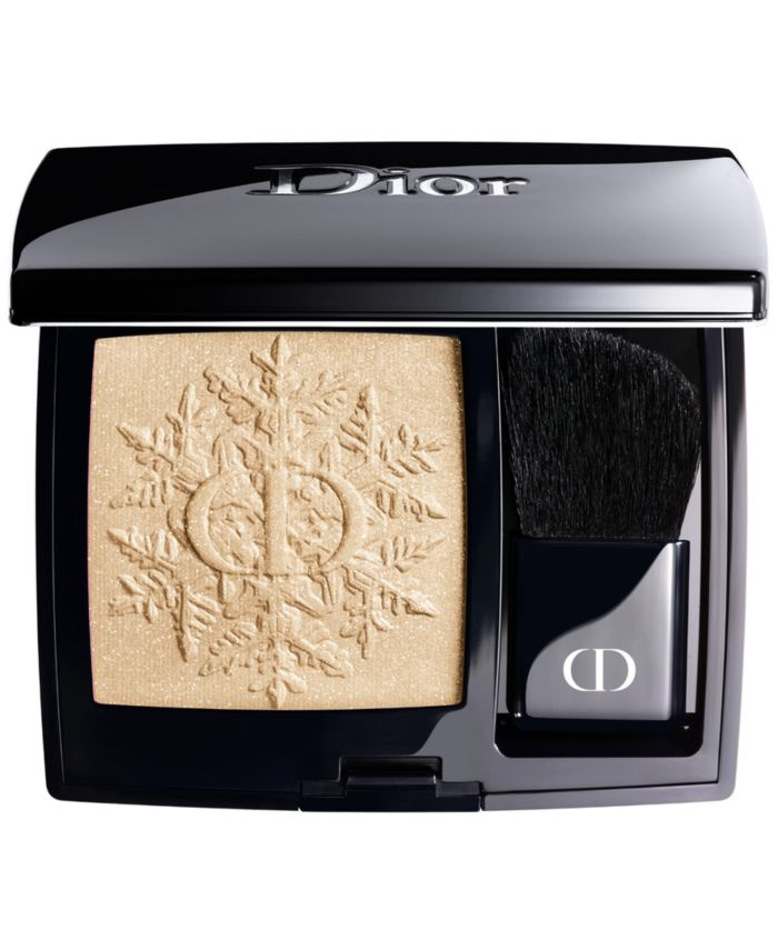 Dior Rouge Blush Golden Nights Limited Edition Powder Blush & Reviews - Makeup - Beauty - Macy's