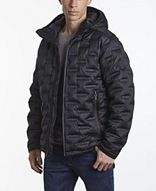 Men's Tech Puffer Jacket