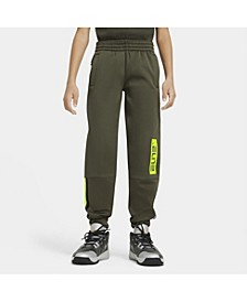 Big Boys Thermal Elite Basketball Pants