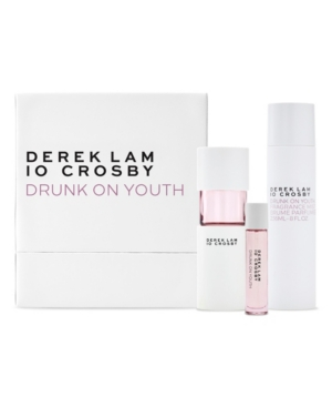 10 Crosby Women's Drunk on Youth 3 Piece Gift Set