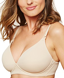 Full Support Wireless Nursing Bra