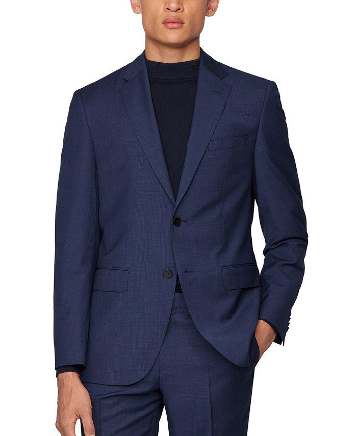 Hugo Boss - Men's Jeckson/Lenon2 Regular-Fit Suit