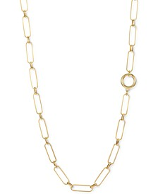 "INC Chain-Link 30-1/2"" Strand Necklace, Created for Macy's"