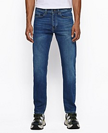 BOSS Men's Taber BC-P Tapered-Fit Jeans