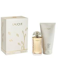 De Lalique Fall 16 Set Eau De Perfume 1.69 oz./50 ml + Body Lotion 5.07 oz./150 ml
