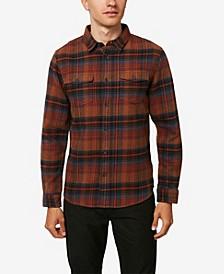 Men's Hagler Flannel Woven Shirt