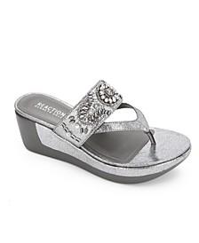 Women's Pepea Cross Glam Sandals