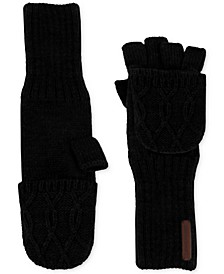 Women's Crossing Cables Popover Gloves