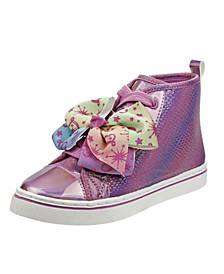 Jojo Siwa Little Girls Sneaker