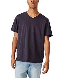 Men's Essential V-Neck T-shirt