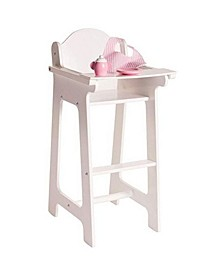 High Chair Doll Furniture