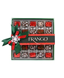 Holiday Deco Milk Mint 25 Piece Box of Chocolates