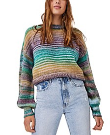 Women's Big Sky Crew Sweater