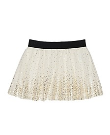 Little Girls All Over Foil Star Tutu Skirt