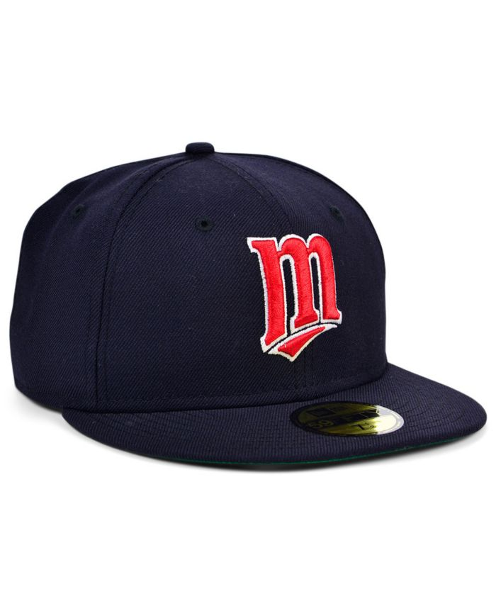 New Era Minnesota Twins Cooperstown 59FIFTY Cap & Reviews - MLB - Sports Fan Shop - Macy's