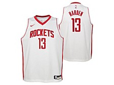 Houston Rockets James Harden Youth Association Swingman Jersey