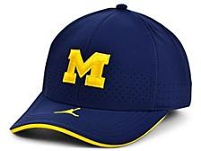Michigan Wolverines Sideline Aero Flex Cap
