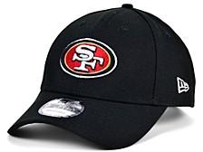 Men's San Francisco 49ers League 9FORTY Cap