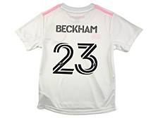Inter Miami David Beckham Kids Primary Replica Jersey
