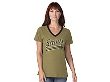 Women's New Orleans Saints Opening Day T-Shirt