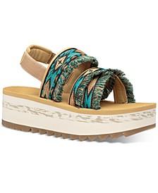 Women's W Flatform Ceres Sandals