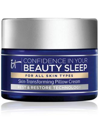 Confidence In Your Beauty Sleep Night Cream Travel Size, 0.47-oz.