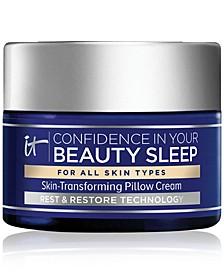 Confidence In Your Beauty Sleep Night Cream, 0.47-oz.