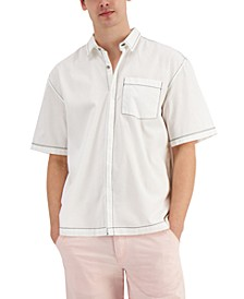 INC Men's Oversized Shirt, Created for Macy's