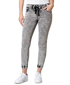 Juniors' Pull-On Jean Joggers