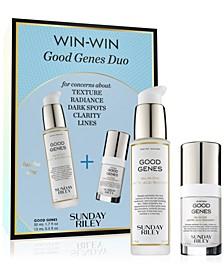 2-Pc. Win-Win Good Genes Lactic Acid Treatment Set
