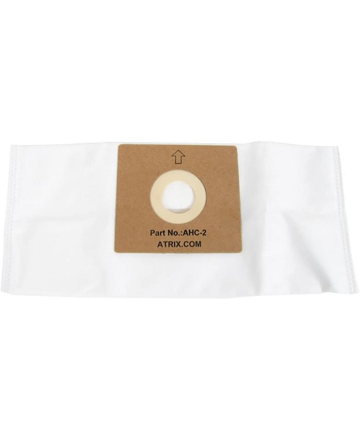 Atrix - 10 HEPA Replacement Filter Bags for ACH1 Canister Vacuum