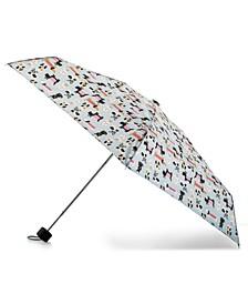 Water Resistant Mini Manual Purse Umbrella