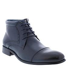 Men's Cap Toe Chukka Boot