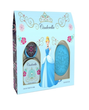 Disney Cinderella House Perfume And Soap, Set Of 2