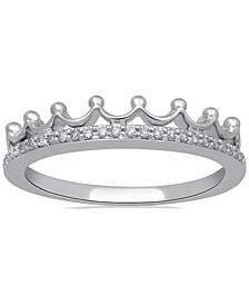 Diamond Tiara Ring (1/10 ct. t.w.) in 10k White , Yellow or Rose Gold